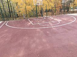 Спортивное покрытие для баскетбола 13