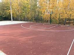 Спортивное покрытие для баскетбола 15
