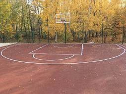 Спортивное покрытие для баскетбола 16