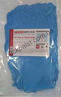 Перчатки нитриловые PRO Servise 50шт/уп размер L
