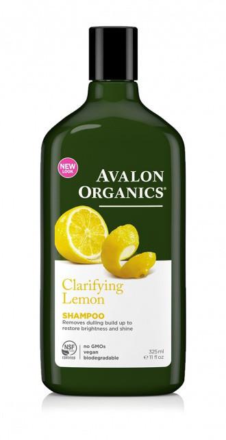 Шампунь очищающий «Лимон» * Avalon Organics (США)*