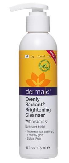 Осветляющее кожу средство для умывания лица Evenly Radiant ® *Derma E (США)*