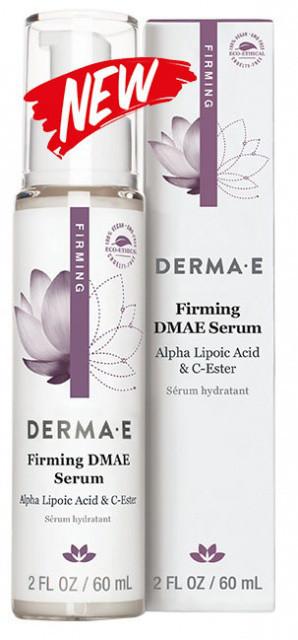 Сыворотка для лица с ДМАЭ, альфа-липоевой кислотой и витамином С *Derma E (США)*