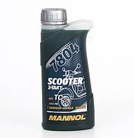 Моторное масло Mannol 7804 Scooter 2-Takt API TC (0,5L)