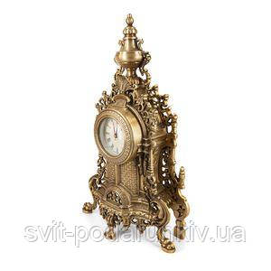 Каминные часы из бронзы Alberti Livio - фото