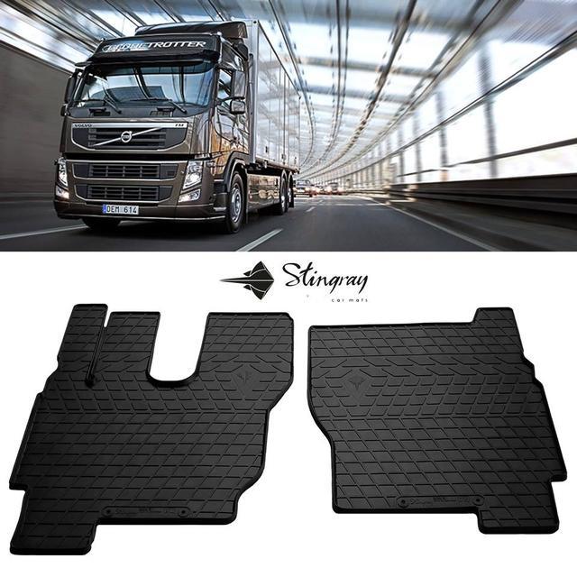 Гумові килимки для вантажних авто