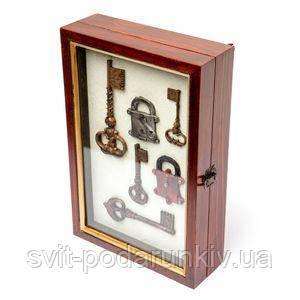 Ключница настенная - Ключи - фото