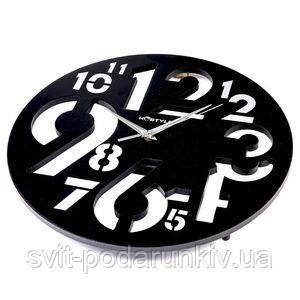 Часы на стену круглые - фото