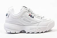 Женские кроссовки в стиле Fila Disruptor II (Топ качество) AAA+