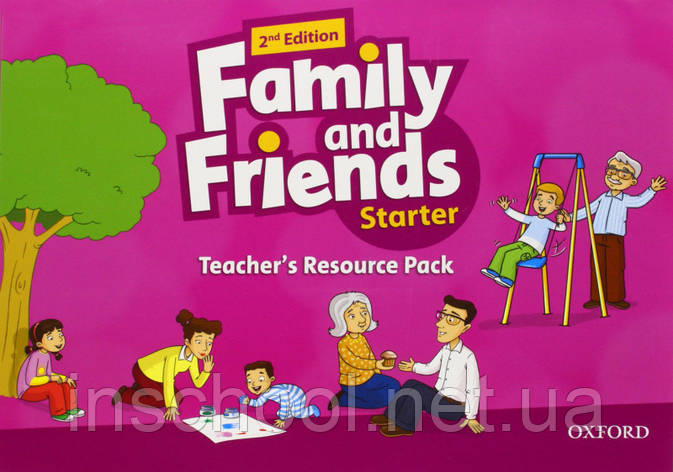 Family and Friends 2nd Edition Starter Teacher's Resource Pack. ISBN: 9780194809283, фото 2