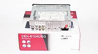 Автомагнитола пионер Pioneer DEH-6104UBG DVD USB+SD, фото 3