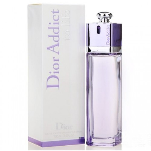 Жіночий аромат Dior Addict To Life
