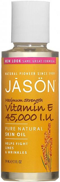 Масло с Витамином Е 45,000 МЕ - Антивозрастная Терапия *Jason (США)*