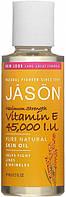 Масло с Витамином Е 45,000 МЕ - Антивозрастная Терапия *Jason (США)*, фото 1