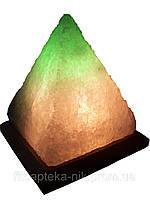 Соляной светильник Пирамида 4-5 кг