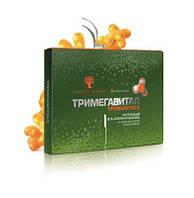 Тримегавитал. Натуральный бета-каротин и облепиха (All-natural beta-carotene in sea buckthorn oil)