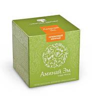 БАД Фиточай «Аминай Эм» (Трава жизни) зеленая упаковка
