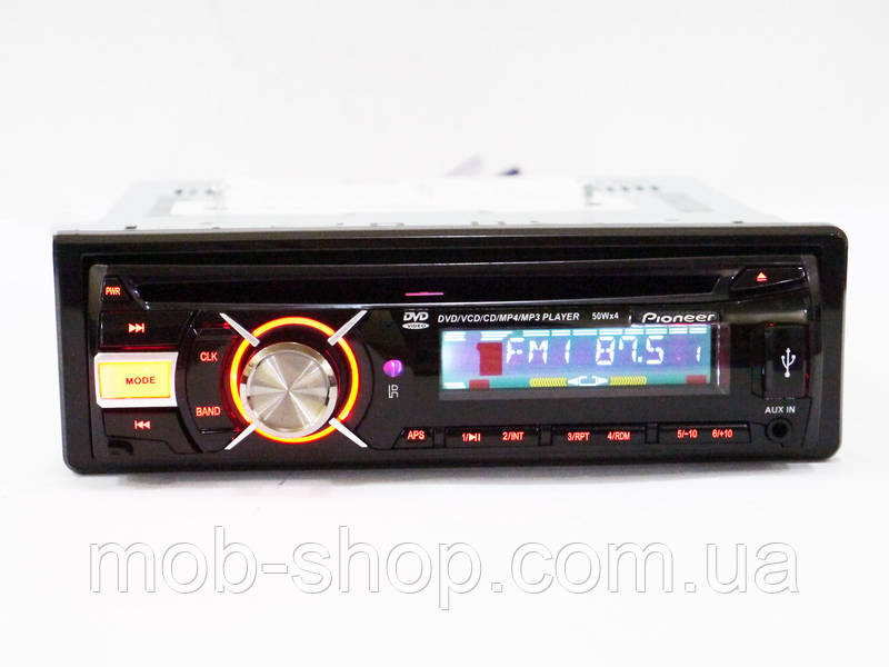 Автомагнитола пионер Pioneer DEH-8300UBG DVD USB+SD