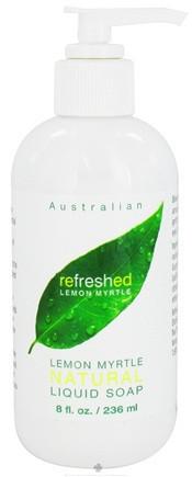 Жидкое мыло с маслом австралийского лимонного мирта *Tea Tree Therapy (США)*