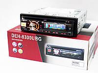 Автомагнитола пионер Pioneer DEH-8300UBG DVD USB+SD, фото 3