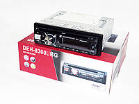 Автомагнитола пионер Pioneer DEH-8300UBG DVD USB+SD, фото 4