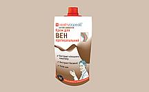 Крем для вен протизапальний c екстрактом кінського каштана і маслом ши 100 мл
