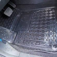 Передние коврики HONDA CR-V с 2017 г. (AVTO-GUMM)