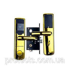 Автономный RFID замок SEVEN Lock SL-7731 Золото