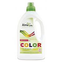 Концентрований рідкий засіб для прання COLOR Alma Win, 1,5 л