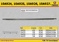 Полотно по сухому дереву для лучковой пилы L-450мм,  TOPEX  10A924