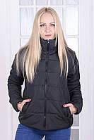 Женская куртка пуховик, фото 1