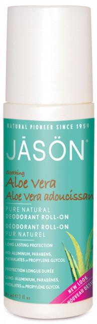 Шариковый дезодорант антиперспирант «Алоэ Вера Смягчающий» *Jason (США)*