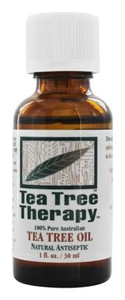 Масло чайного дерева 100 % органическое (30 мл) * Tea Tree Therapy (США) *