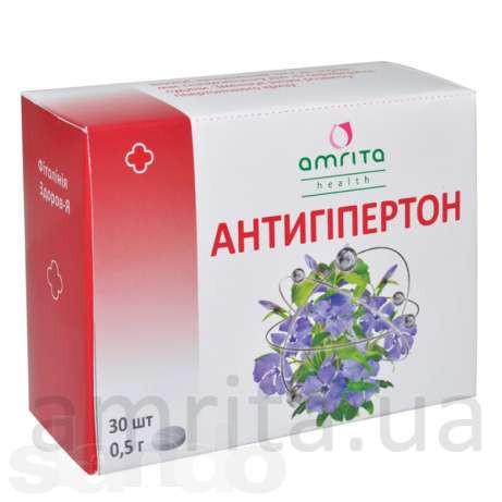 Антигипертон 60табл