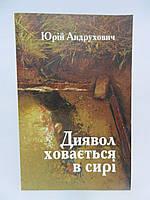Андрухович Ю. Диявол ховається в сирі (б/у)., фото 1