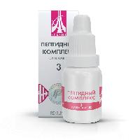 ПК-03 (н) Пептидный комплекс для иммунной системы
