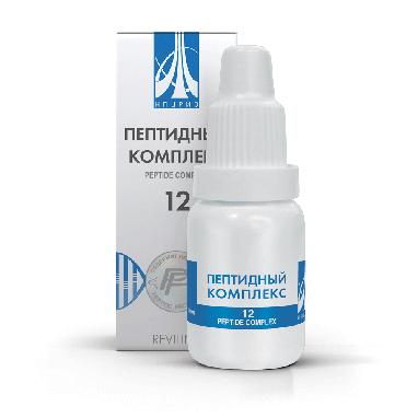 ПК-12 Пептидний комплекс для бронхо-легеневого дерева