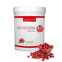 Reviform кисель клюквенный для похудения