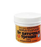От пяточных трещин лечебно-профилактический крем 30 г Монастырские