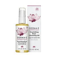 Питательное очищающее масло розы * Derma E (США) *, фото 1