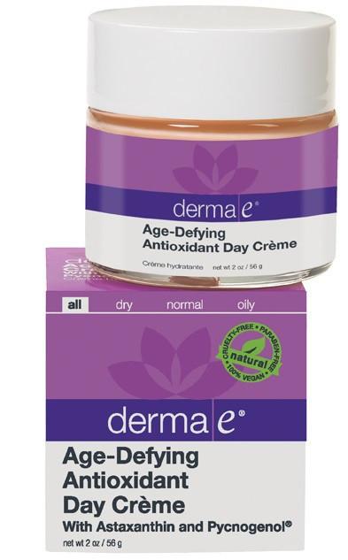 Антивозрастной антиоксидантный дневной крем *Derma E (США)*