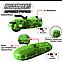 Трубопроводный автотрек Tube Race - Chariots Speed Pipes (27 деталей, 1 машинка+пульт управления+светящийся ша, фото 2