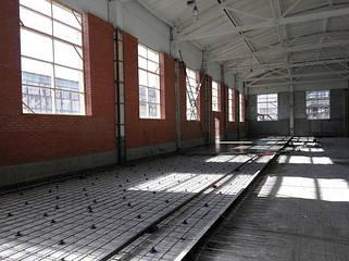 Матеріали для бетонних промислових підлог