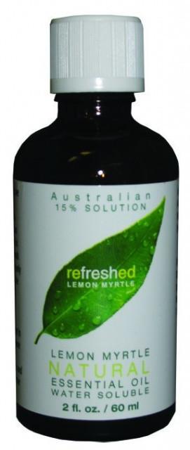 Эфирное масло (15% водный раствор) австралийского лимонного мирта *Tea Tree Therapy (США)*