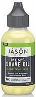 Масло для гоління для чутливої шкіри *Jason (США)*