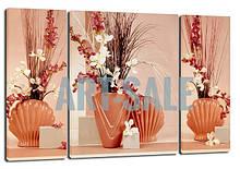 Картина Триптих Орхидеи