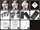 Черные трусы Calvin Klein с серебристой резинкой. Артикул: CK-StU-D-s (реплика), фото 8