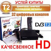 Цифровой Тюнер DVB-T2 Pantesat DVB-T2 3820 HD HDMI AV, фото 1
