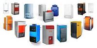 Твердотопливный, газовый или электрический котел?Какой котел нужен вам?
