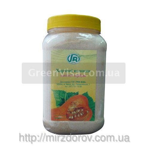 Пищевые волокна из семян тыквы 300 гр